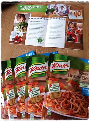 KNORR Fix Bolognese - Unsere Beste! Im Test!