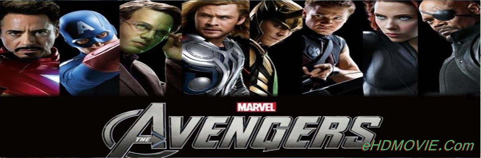 The Avengers 2012 Full Movie Dual Audio [Hindi – English] 1080p - 720p - 480p ORG BRRip 450MB - 1.1GB - 2.3GB ESubs Free Download