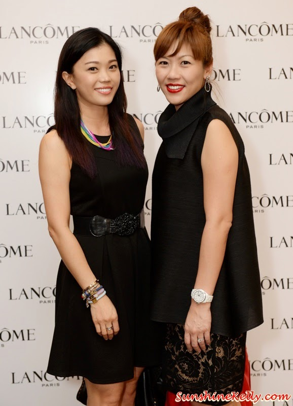 Lancome Little Black Bottle Art Exhibition, Galeri Chandan Publika, Lancome, Art Exhibition, little black bottle, Lancome Advanced Genifique Youth Activating Concentrete, Lancome Advanced Genifique Yeux Youth Activating Eye Cream