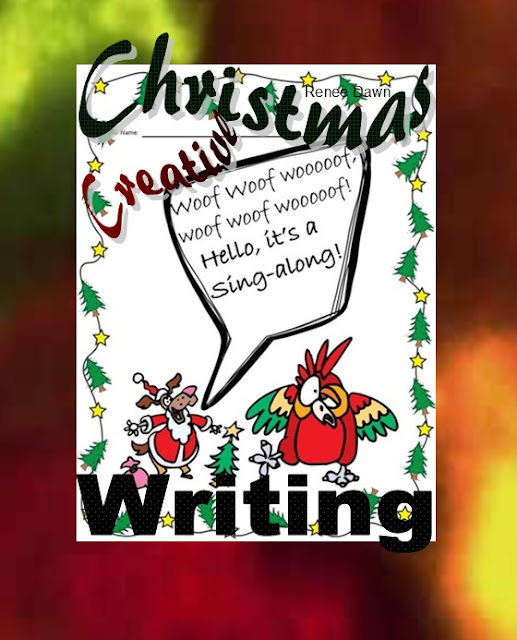 https://www.teacherspayteachers.com/Product/Christmas-Writing-Christmas-Writing-Bubbles-2220602
