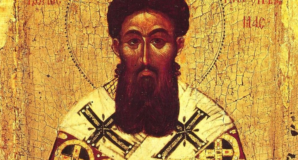 St. Gregory Palamas about Visible God