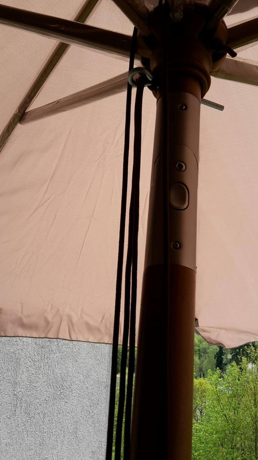 lahr2006 testet sekey sonnenschirm 300 cm holz sonnenschirm marktschirm gartenschirm. Black Bedroom Furniture Sets. Home Design Ideas
