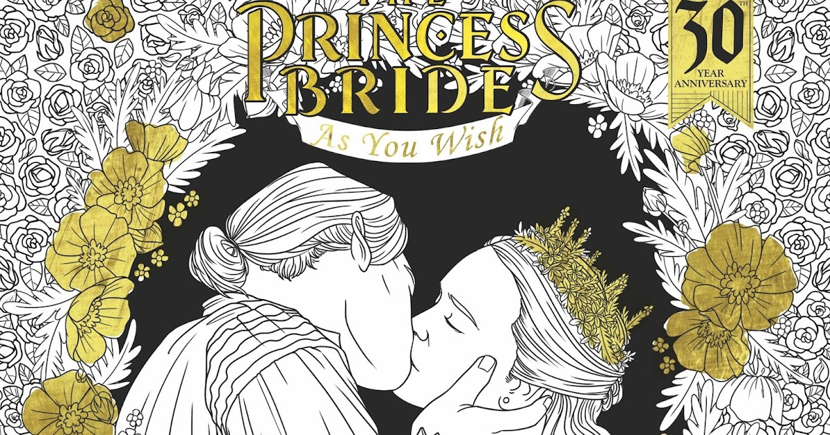 Idle Hands: The Princess Bride Returns With Another IDW Coloring ...