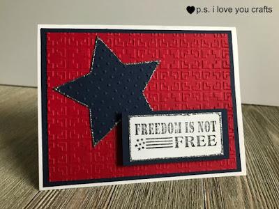 Patriotic Card