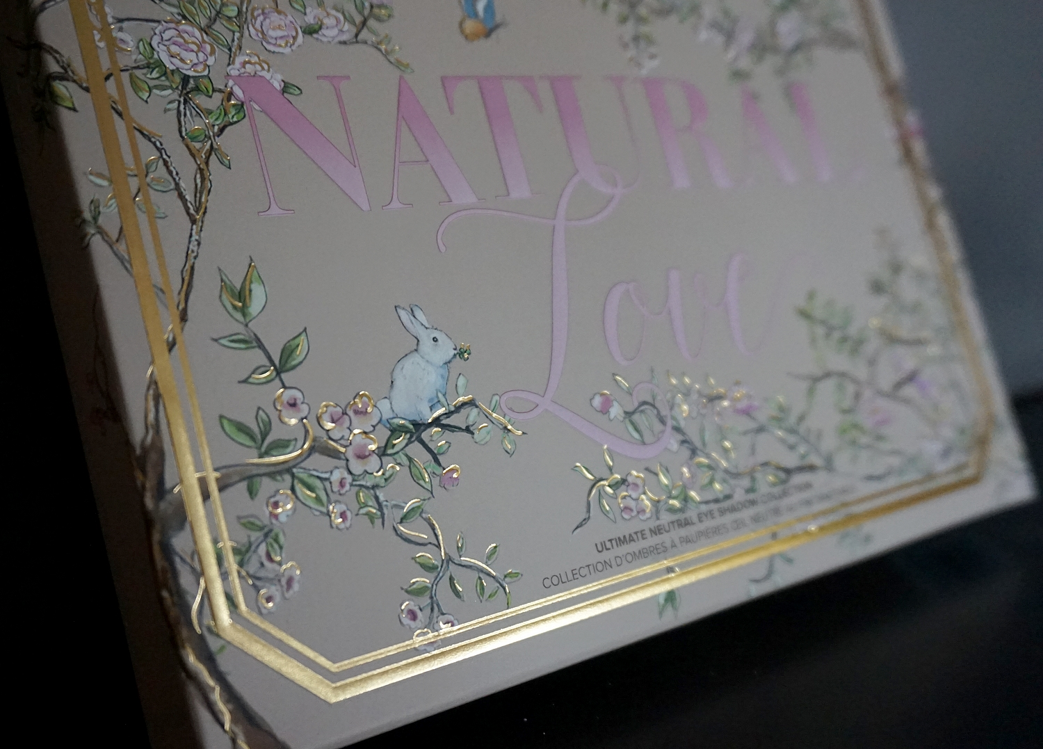 Revue palette natural love too faced swatches - Palette maquillage aimantee ...
