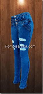 Pantalones de mezclilla de mayoreo en medrano y zapopan