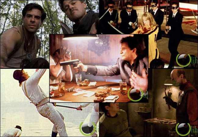 10 Kekerasan dalam Film yg Membahayakan bagi Anak