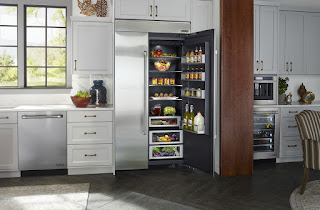 Later This Year, A New 72 Inch Counter Depth French Door Refrigerator With  Wi Fi Connectivity Will Expand The Brandu0027s Collection Of Obsidian Options  Beyond ...