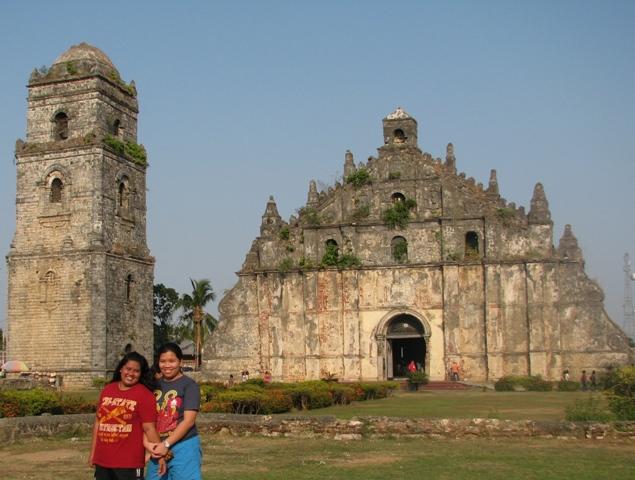 San Agustin Church of Paoay, ILOCOS ROADTRIP, ilocos trip, ilocos road trip, ilocos tourist attractions, ilocos churches