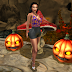 HASHTAG-.:SG:. short jumpsuit Hallowen