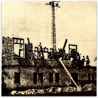 Demolição do Segundo Pavilhão (1938)