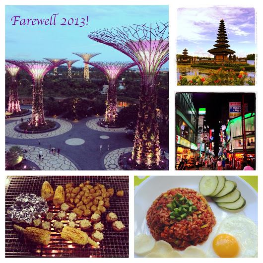 Goodbye 2013 and Welcome 2014!