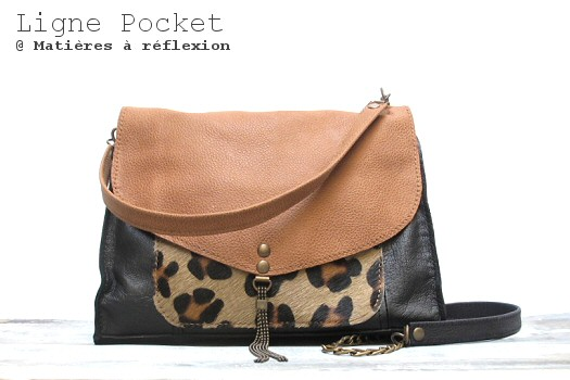 Little Pocket leopard/caramel