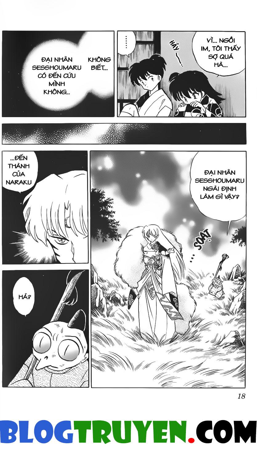 Inuyasha vol 23.1 trang 16