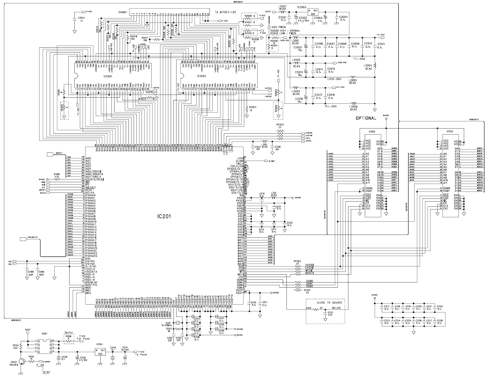 hisense tlm1510eu 15 tft lcd tv monitor circuit diagram. Black Bedroom Furniture Sets. Home Design Ideas