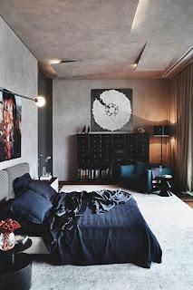 dormitorio para hombre
