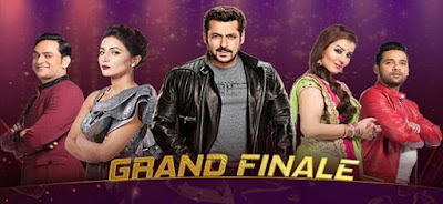 Bigg Boss 11 Grand Finale 14 January 2018 HDTV 480p 500mb x264