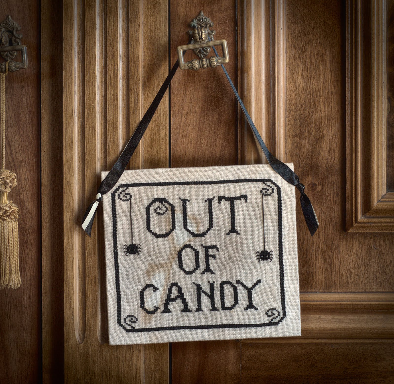 Out of Candy!