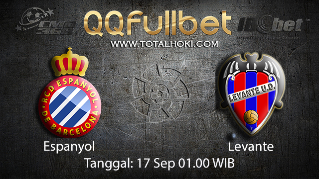 Prediksi Bola Jitu Espanyol vs Levante 17 September 2018 ( Spanish La Liga )