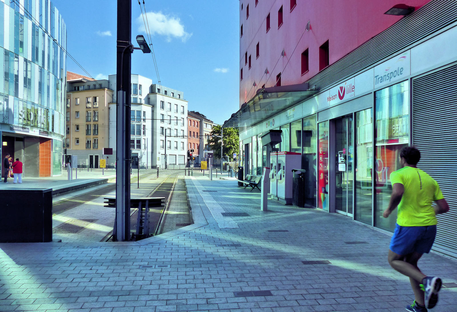 Tramway Tourcoing Centre