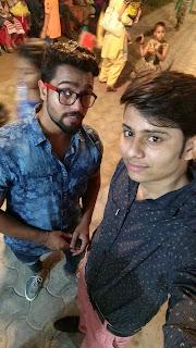 Shubham Verma And Skintu Thakur