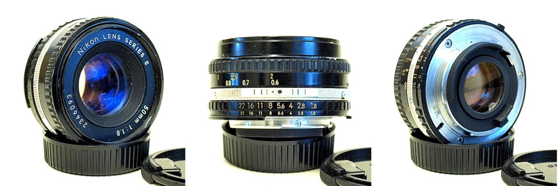 Nikon Series E 50mm f/1.8 Ai-S