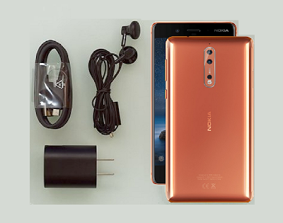 Nokia 8 User Manual PDF