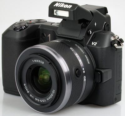 Harga dan Spesifikasi Kamera Nikon 1 V2