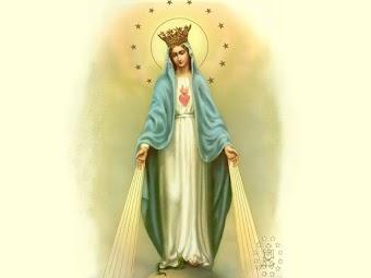 """Ngày 1 của tuần 7: Vì sao không đọc """"Thánh Maria Nữ Vương Thiên Đàng cầu cho..."""""""