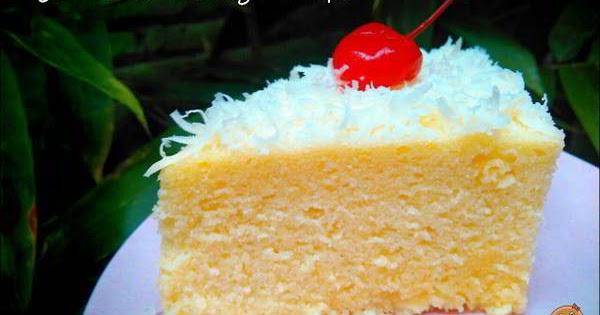 Resep Cake Cheese Kukus: Resep Cheese Cake Kukus Sederhana ( Steamed Cheese Cake