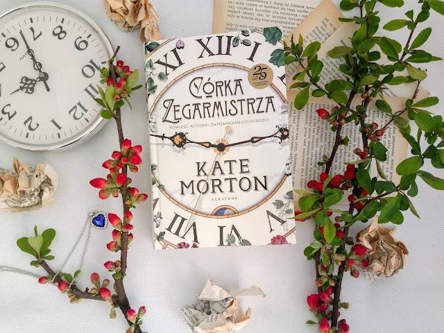 """""""Córka zegarmistrza"""" - Kate Morton"""