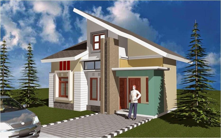 Gambar Desain Rumah Minimalis Cantik dan Unik | Desain ...