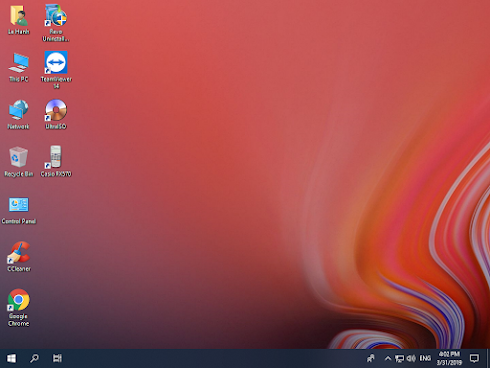 Bộ cài Windows 10 Enterprise LTSC 2019, Version 1809, OS Build 17763.379 (64-bit)