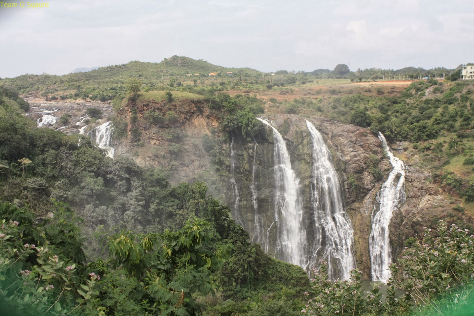 Cauvery Waterfalls, Mysore