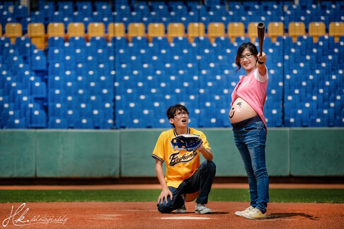 孕婦寫真, 孕婦攝影, 洲際棒球場, 婚攝, 球場攝影, 婚攝, 孕婦裝, 孕婦拍照, 孕婦拍照服裝,