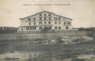 hendaye 1925