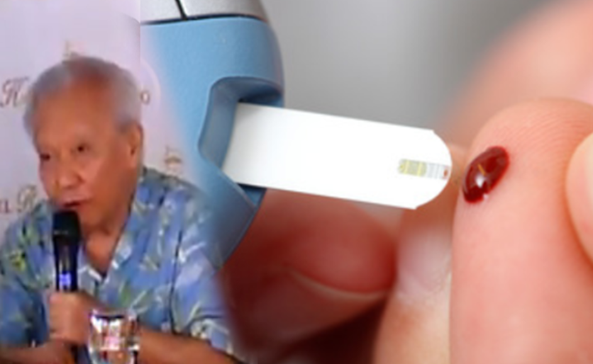 filipino discover cure in diabetes