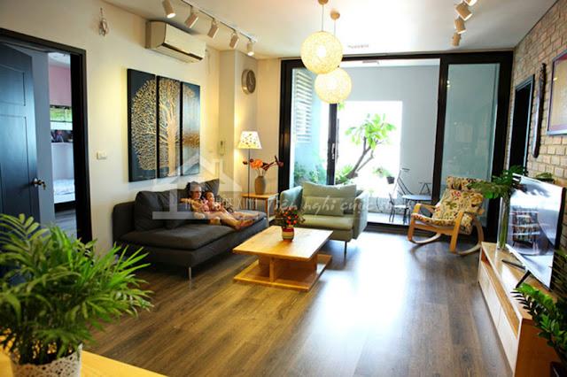 Cách trang trí ban công căn hộ chung cư đẹp