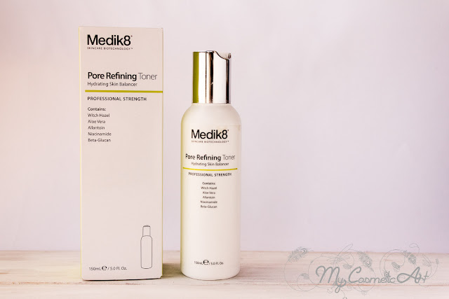 Pore Refining Toner de Medik8