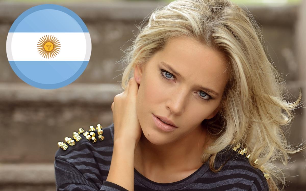 0d4a56eaaf5d O segundo maior país da América do Sul tem mulheres de notável beleza . As  argentinas surpreendem por sua beleza e charme dizem ainda que o que a  Argentina ...