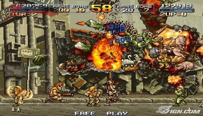 descargar Metal Slug Collection