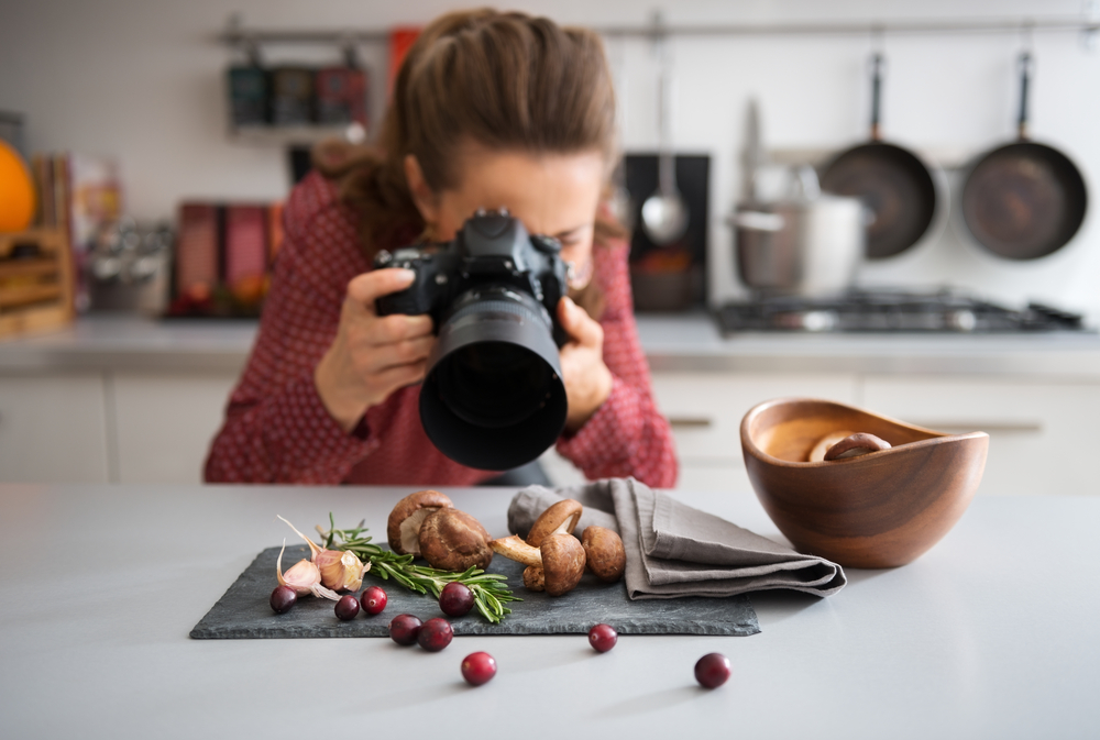 Technique and Artistry of Food Photography