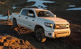 Toyota TRD Pro Models: Tacoma TRD Pro, Tundra TRD Pro