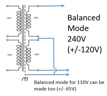 J&K Audio Design: Audiophile Isolation Transformer