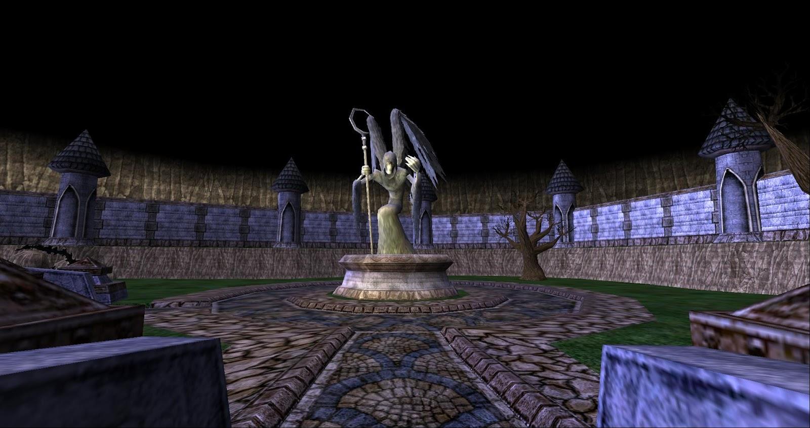 Around the Spiral with Edward Lifegem: Sunken City