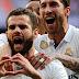 Laporan Pertandingan: Real Madrid 4-1 Sevilla