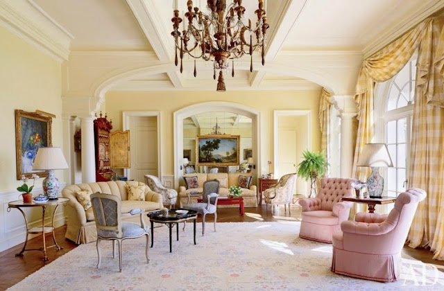 Decor Inspiration : Palm Beach, Florida home by David Easton (Cool Chic Style Fashion)