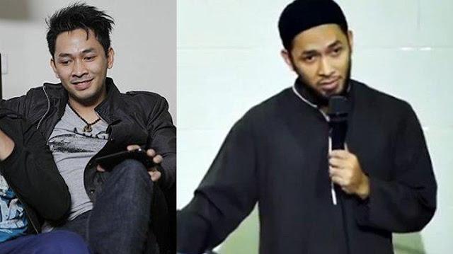 Usai Dengar Penjelasan Soal Hukum Musik Dalam Islam, Uki Noah Akhirnya Hijrah