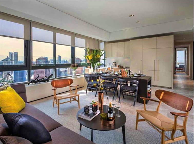 Twin Peaks Condo fully furnished