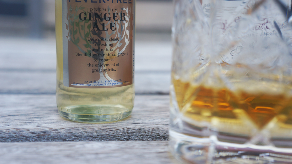 DRINK & TASTE | Dewar's White Label premium scotch AND ginger ale mix - launch in antwerp
